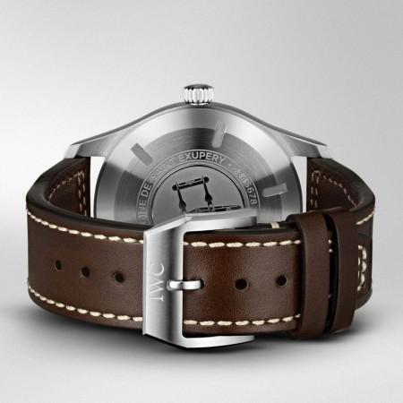 Montre D'AVIATEUR Mark XVIII, Bracelet en veau typique