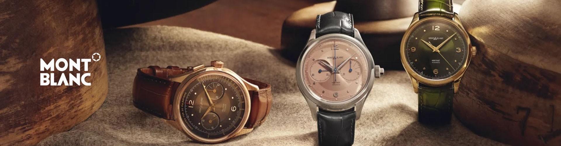 Montres Montblanc : Découvrez toutes les montres Montblanc sur Ben Jannet
