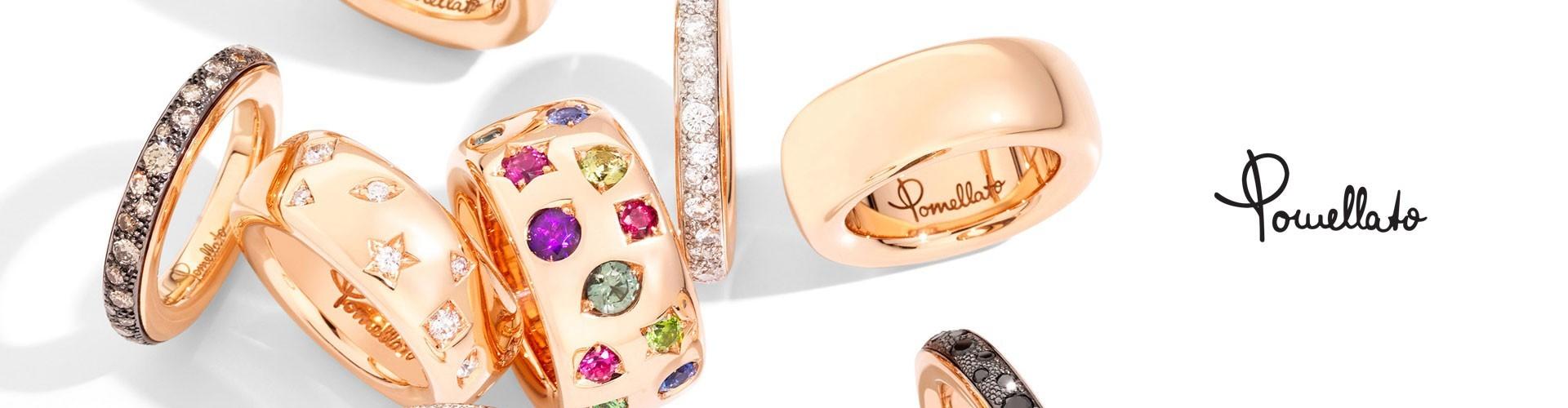 Pomellato joaillerie : Explorez les collections Pomellato chez Ben Jannet