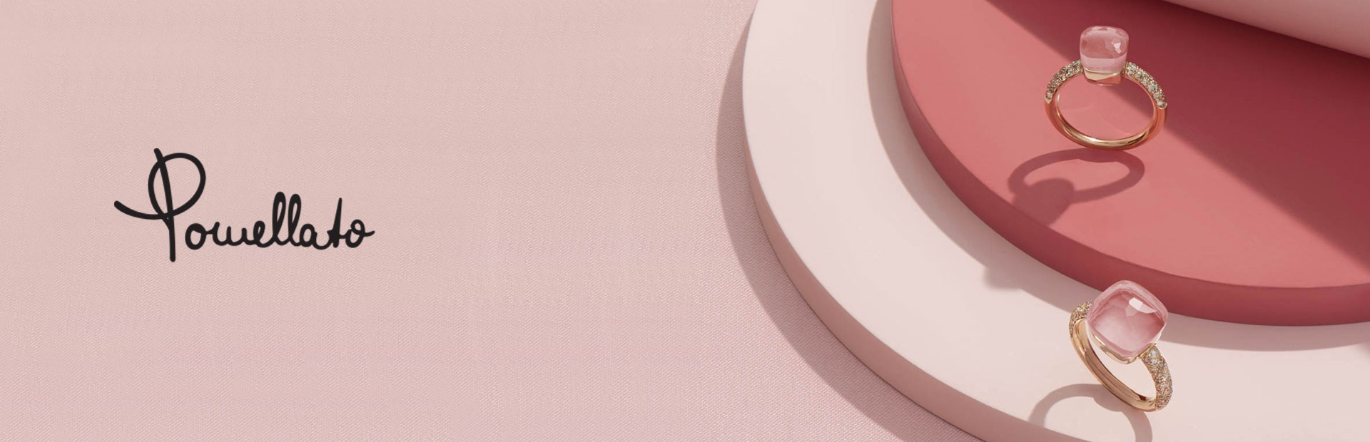 Pomellato - Nudo Pink Collection